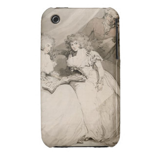 The Duchess of Devonshire and her Sister, the Coun iPhone 3 Cover