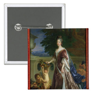The Duchess of Maine Pinback Buttons