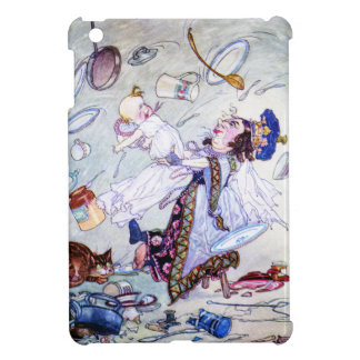 The Duchess & the Pig Baby in Alice in Wonderland iPad Mini Covers