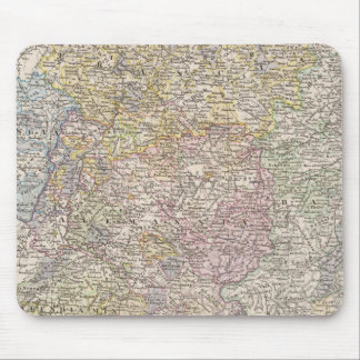 The duchy of Francia, Alemannia, Bavaria Mouse Pads