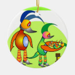 The Duck Family Ornament