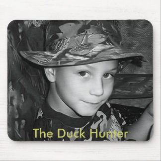 The Duck Hunter Mouse Pad