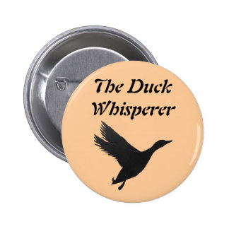 The Duck Whisperer Button