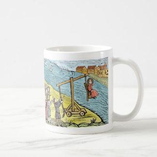 The Ducking Stool Coffee Mug