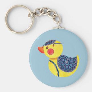 The Ducky Duck Keychain