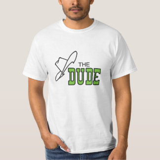 The Dude T-Shirt (Design on both Front and Back)