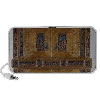 The Duerer Cupboard, 1510 iPod Speakers