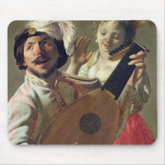 The Duet, 1628 Mouse Pad
