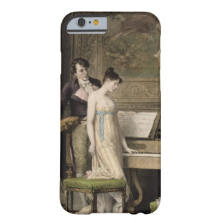 The Duet (mezzotint) Barely There iPhone 6 Case