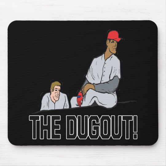 The Dugout Mouse Pad