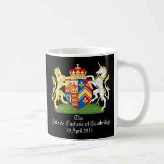 The Duke and Duchess of Cambridge Coffee Mug