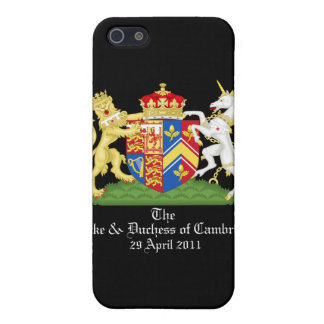 The Duke and Duchess of Cambridge Cover For iPhone SE/5/5s