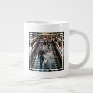 The Duke & Duchess of Sussex: After the Ceremony Giant Coffee Mug