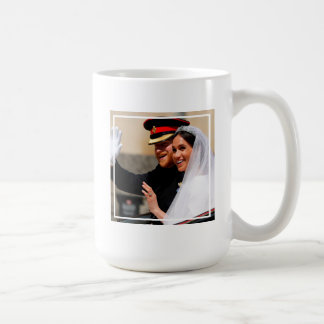 The Duke & Duchess of Sussex: All Smiles Coffee Mug