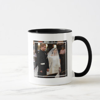 The Duke & Duchess of Sussex: At the Altar Mug