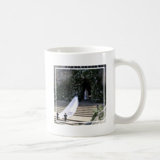 The Duke & Duchess of Sussex: Entering the Chapel Coffee Mug