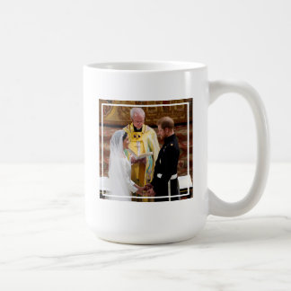 The Duke & Duchess of Sussex: Exchanging Vows Coffee Mug