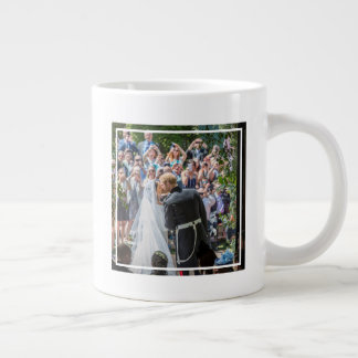 The Duke & Duchess of Sussex: First Kiss - Behind Giant Coffee Mug