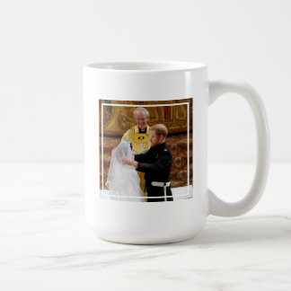 The Duke & Duchess of Sussex: Harry Lifts the Veil Coffee Mug