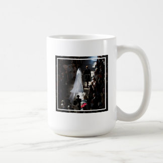 The Duke & Duchess of Sussex: Leaving the Chapel Coffee Mug