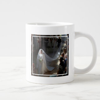 The Duke & Duchess of Sussex: Meghan Enters Giant Coffee Mug