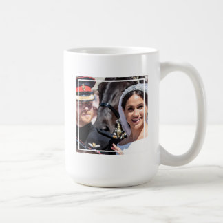 The Duke & Duchess of Sussex: Oh, Happy Day Coffee Mug