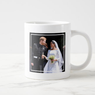 The Duke & Duchess of Sussex: Sweet Look Giant Coffee Mug