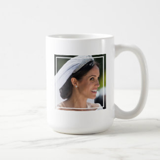 The Duke & Duchess of Sussex: The Bride Sparkles Coffee Mug