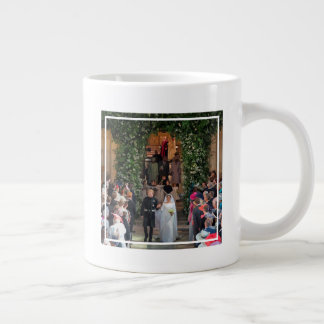 The Duke & Duchess of Sussex: The Happy Couple Giant Coffee Mug