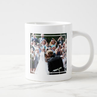 The Duke & Duchess of Sussex: The Kiss Giant Coffee Mug