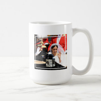 The Duke & Duchess of Sussex: The Wave Coffee Mug