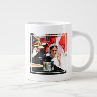 The Duke & Duchess of Sussex: The Wave Giant Coffee Mug