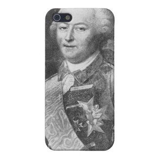 The Duke of Aiguillon iPhone SE/5/5s Cover
