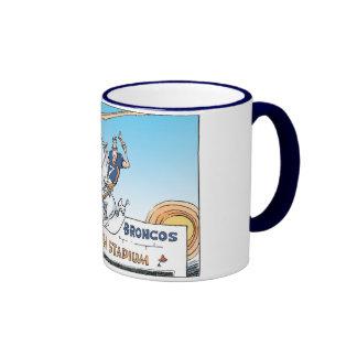 The Duke of Denver Coffee Mug