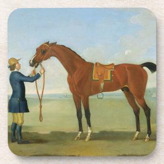 The Duke of Devonshire's Flying Childers, 1742 (oi Beverage Coaster