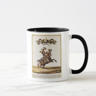 The Duke of Enghien as the King of the Indians Mug