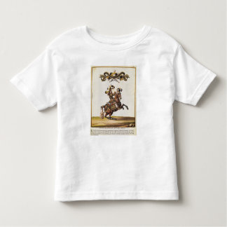 The Duke of Enghien as the King of the Indians Toddler T-shirt