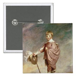 The Duke of Gloucester as a boy Button