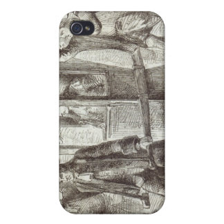 The Duke of Hamilton Cases For iPhone 4
