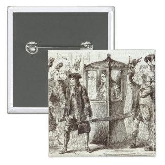 The Duke of Hamilton Pinback Button