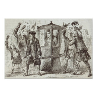The Duke of Hamilton Poster