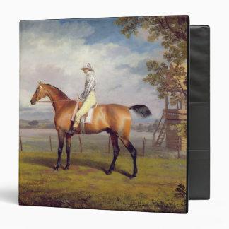 The Duke of Hamilton s Disguise with Jockey Up oi Vinyl Binder
