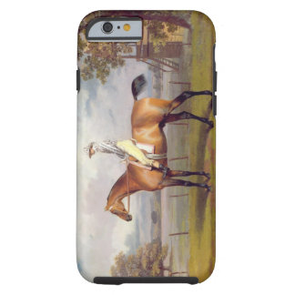 The Duke of Hamilton's Disguise with Jockey Up (oi Tough iPhone 6 Case