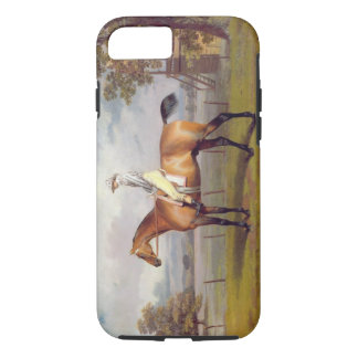 The Duke of Hamilton's Disguise with Jockey Up (oi iPhone 7 Case
