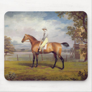 The Duke of Hamilton's Disguise with Jockey Up (oi Mouse Pad