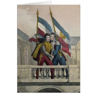 The Duke of Orleans Card