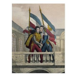 The Duke of Orleans Postcard