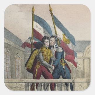 The Duke of Orleans Square Sticker