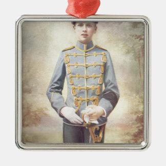 The Duke of Saxe-Coburg and Gotha Metal Ornament
