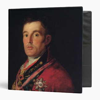 The Duke of Wellington  1812-14 3 Ring Binder